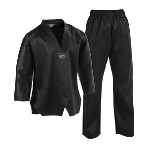 Black Tae Kwon Do Uniform