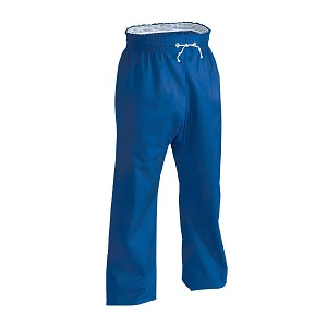 Blue Middleweight Contact Karate Pants