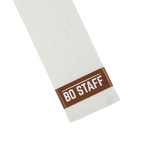 Bo Staff Martial Arts Belt Stripe