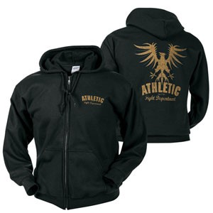 Athletic Fight Department Hoodie