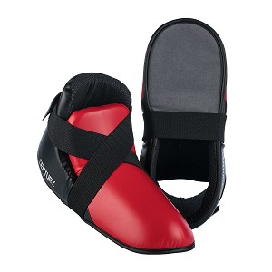 C-Gear Sparring Boots - Red/Black