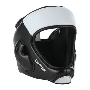 C-Gear Sparring Headgear - White-Black