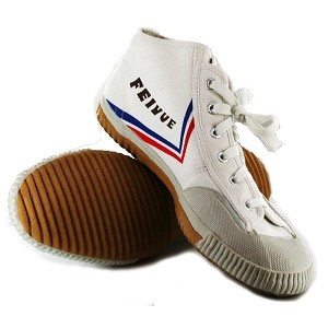 Feiyue High Top Martial Arts Shoes