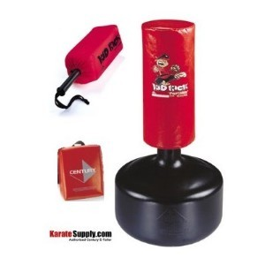 Kid Kick Wavemaster Kids Punching Bag Combo Deal