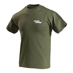 Krav Maga Left Chest Logo Tee