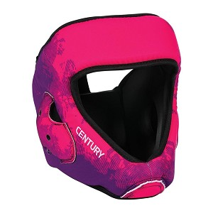 C-Gear Washable Karate Headgear - Pink-Purple