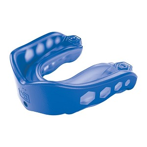 Shock Doctor Gel Max Mouthguard Blue