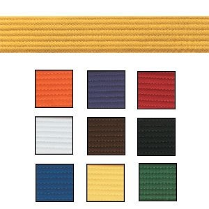 Single Wrap Karate Belts