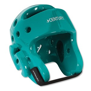 Teal Student Sparring Headgear