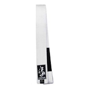 White Jiu-Jitsu Belt - Adult