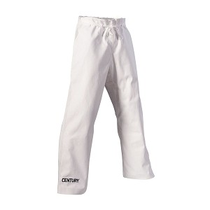 Middlewieght Brushed Cotton Pants with Pockets
